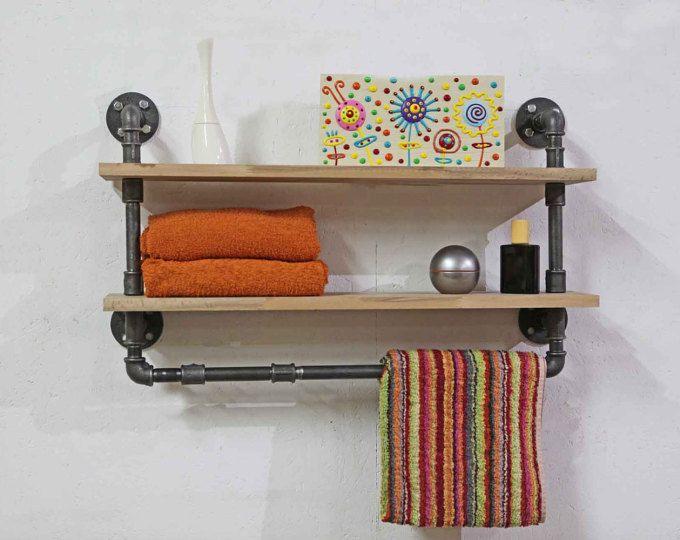 Badkamer plank voor wastafel