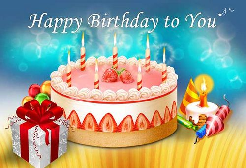 Birthday is a special annual event for everyone. So make this special day even more special by sending birthday greeting cards, animated birthday cards and happy birthday wishes to your friends family, colleagues and near and dear ones.   More quotes about life at: http://smilingthroughlife.com #quotes #inspirations