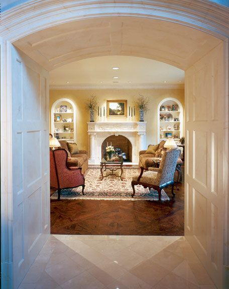 Living Room Arch Decorations: 71 Best Room Dividers, Archways And Pillars Images On