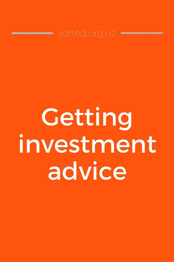 There's lots of investment advice out there - how do you know what to listen to and how to get the most of your money?