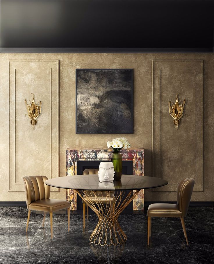 8 Dining Room Tables Perfect for a Luxury Dining Set   See more at http://diningandlivingroom.com/dining-room-tables-perfect-luxury-set/