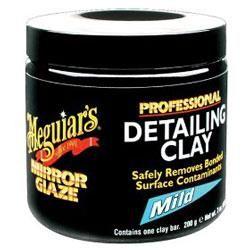 Meguiar's Mirror Glaze Professional Detailing Clay - Mild