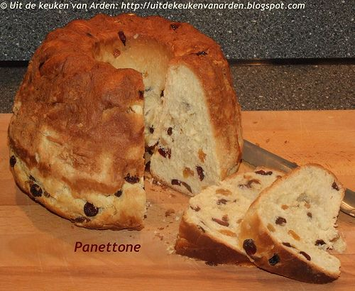 goed recept voor panetone