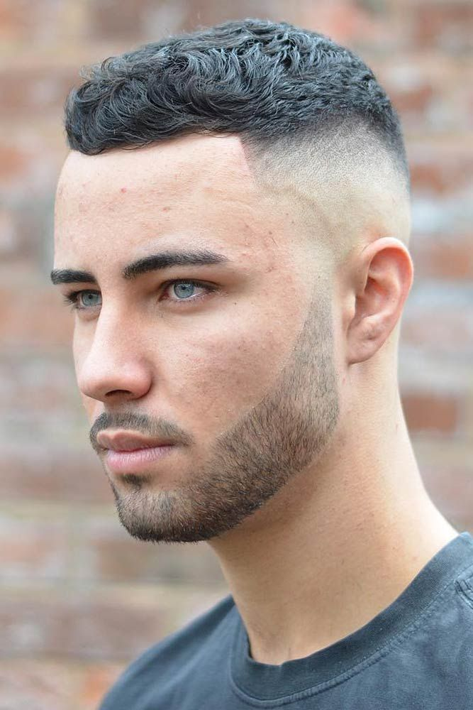 Types Of Bald Fade To Experiment With Lovehairstyles Com Short Wavy Haircuts Mens Haircuts Short Haircuts For Men
