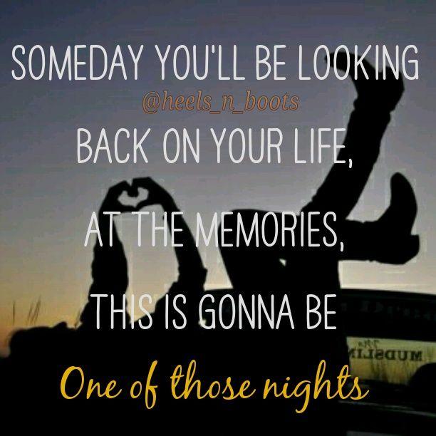 Tim McGraw - One of those nights (one of my ringtones) ❤️
