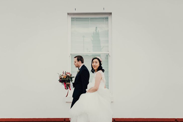 Michelle and Daniel  The forecast for Michelle and Daniel's wedding day was heavy rain. The two words a wedding photographer does not want to hear. As it happened, the weather gods heard my silent prayers and gave us the perfect day!  The ceremony was held in the courtyard at Old Parliament House Canberra. …