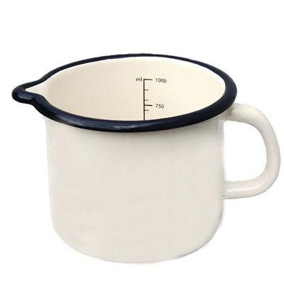 Munder Milk Pot with measure