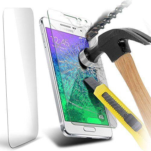 ONX3® Samsung Galaxy A5 Case Custom Made Protectores de pantalla de cristal templado Crystal Clear LCD de paquetes con paño de pulido y Tarjeta de aplicación ( 1 Pack ) - http://www.tiendasmoviles.net/2015/09/onx3-samsung-galaxy-a5-case-custom-made-protectores-de-pantalla-de-cristal-templado-crystal-clear-lcd-de-paquetes-con-pano-de-pulido-y-tarjeta-de-aplicacion-1-pack/