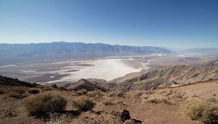 Parques nacionais: Death Valley - Badwater Basin