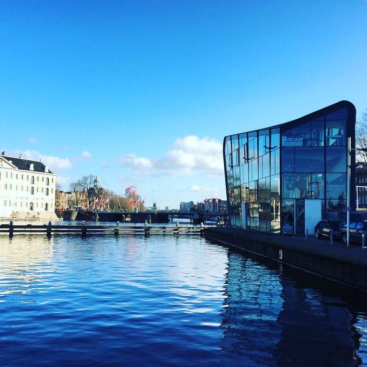 Yesterday #arcam & #scheepvaartmuseum in #amsterdam #photo #loveit