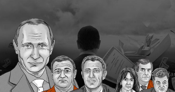 Panama Belgeleri'nde adı geçen ünlü kişiler - Panama'daki hukuk firması Mossack Fonseca'ya ait yaklaşık 11,5 milyon sayfalık belgenin sızdırılmasının ardından tüm dünya şimdi belgelerde geçen isimlere odaklandı. Uluslararası para aklama ve vergi kaçakçılığı dosyalarının bulunduğu belgelerde Rusya Devlet Başkanı Vladimir Putin'den dünyaca ünlü yıldız Lionel Messi'ye kadar birçok ismin adı geçiyor.