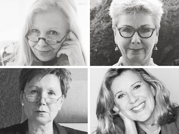 Die neue Generation der Frauen über 60: Buchvorstellung mit Catherine von Fürstenberg-Dussmann, Martina Meuth und Helma Orosz