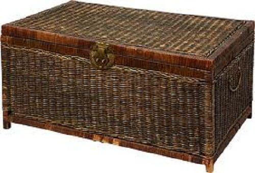 Wicker trunk coffee table asianjpg 500x340 dominican for Asian trunk coffee table