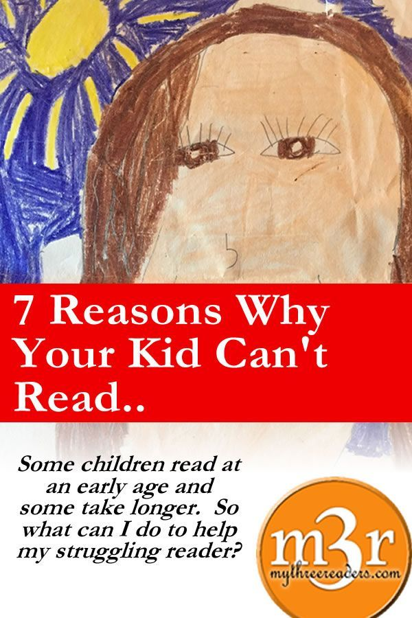 7 Causes & Types of Reading Difficulties (Common reading