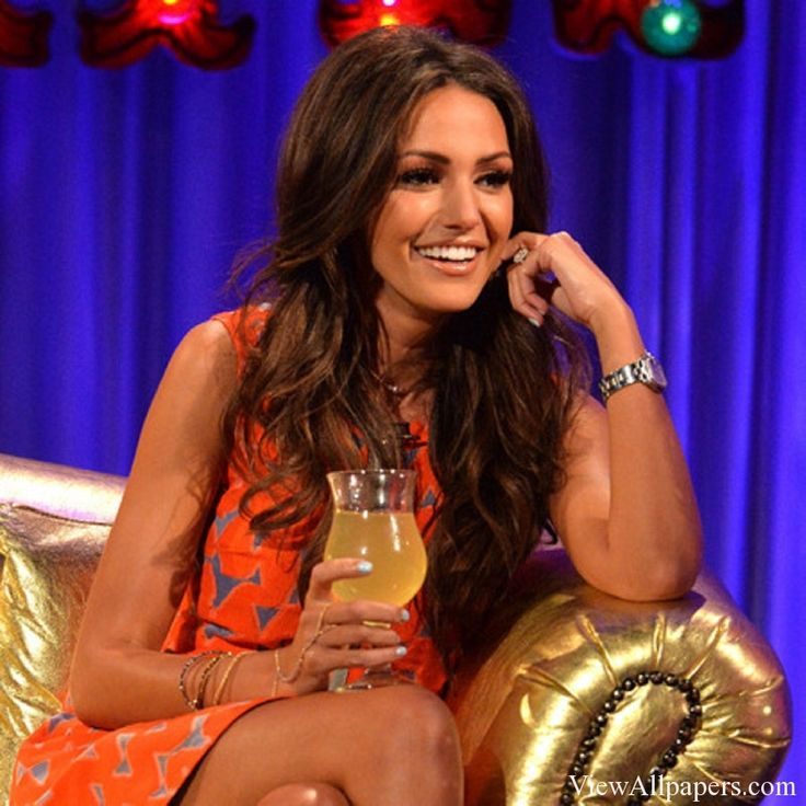 Michelle Keegan On Alan Carr
