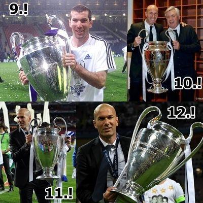 Zidane The King! <3
