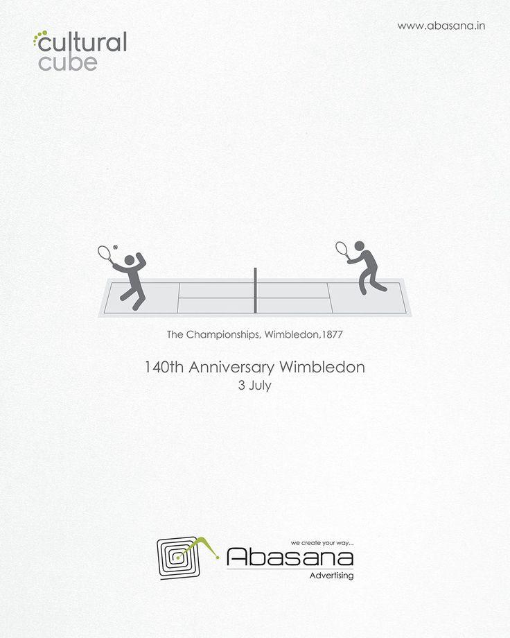 140th Anniversary Wimbledon