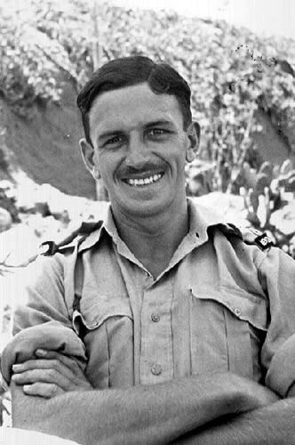 Bert Dyson - New Zealand army in Crete 1941
