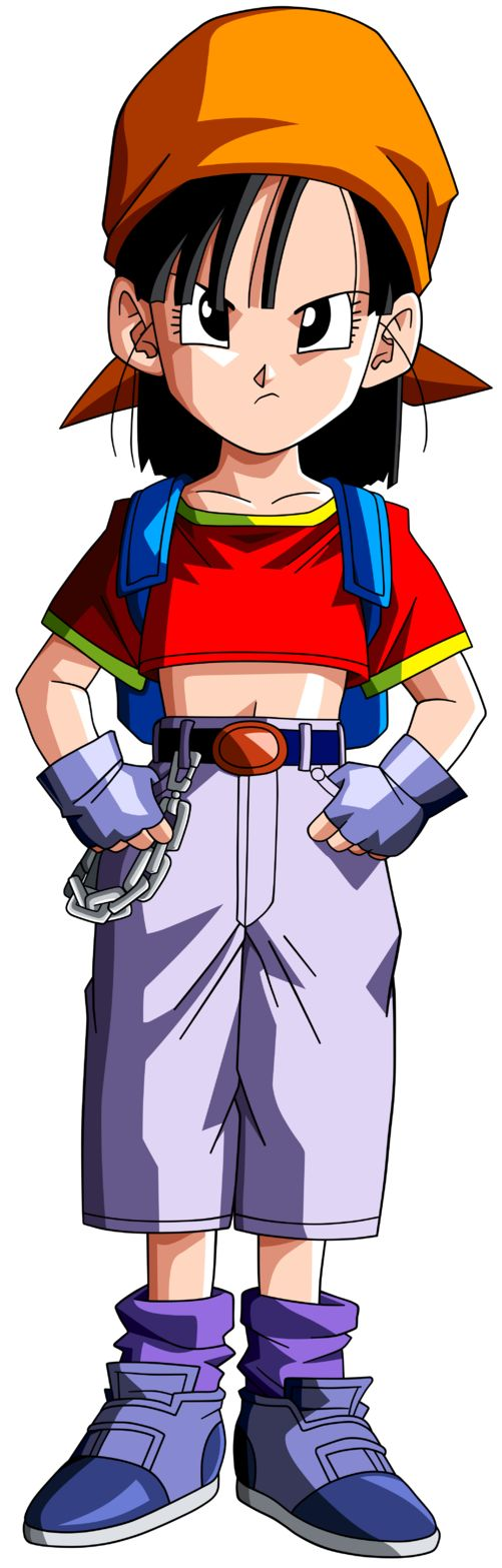 Imagenes png - Dragon Ball GT [parte2]