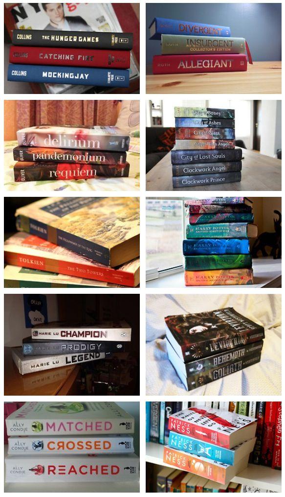 Books ;) ~Divergent~ ~Insurgent~ ~Allegiant~