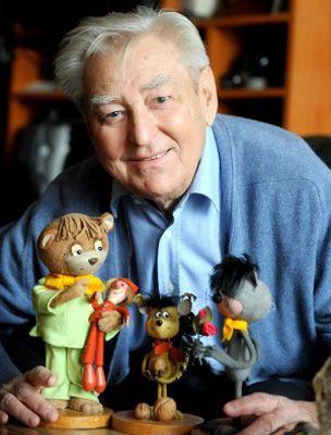 In Memoriam Foky Ottó (1927–2012.) Munkácsy-díjas magyar animációs film-rendező Animation Specialist