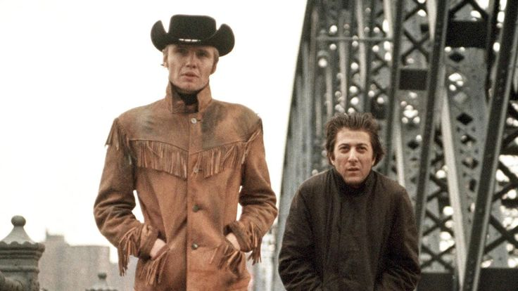 I love this film: 'Midnight Cowboy'