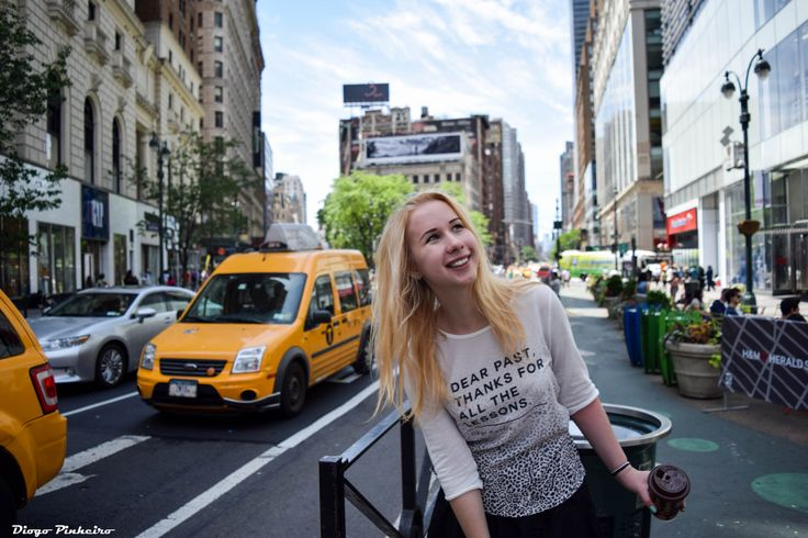 Yana Andreeva - Midtown Manhattan