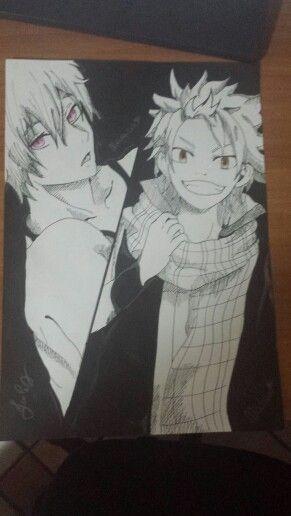 nagisa  and natsu