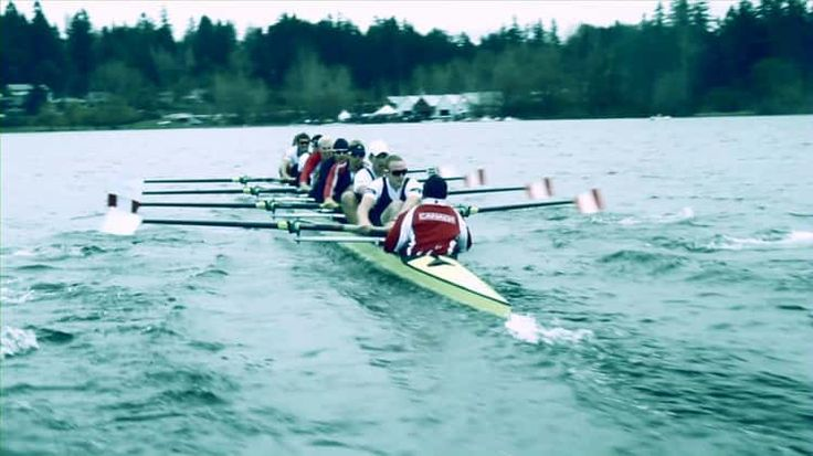 This just became my new favourite rowing video.