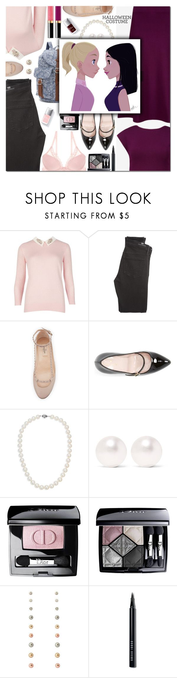 """Which Character Are You Dressing Up As This Halloween?"" by danielle-487 ❤ liked on Polyvore featuring Ted Baker, Citizens of Humanity, Blue Nile, Larkspur & Hawk, Christian Dior, Bobbi Brown Cosmetics, Couture Colour and halloweencostumes"