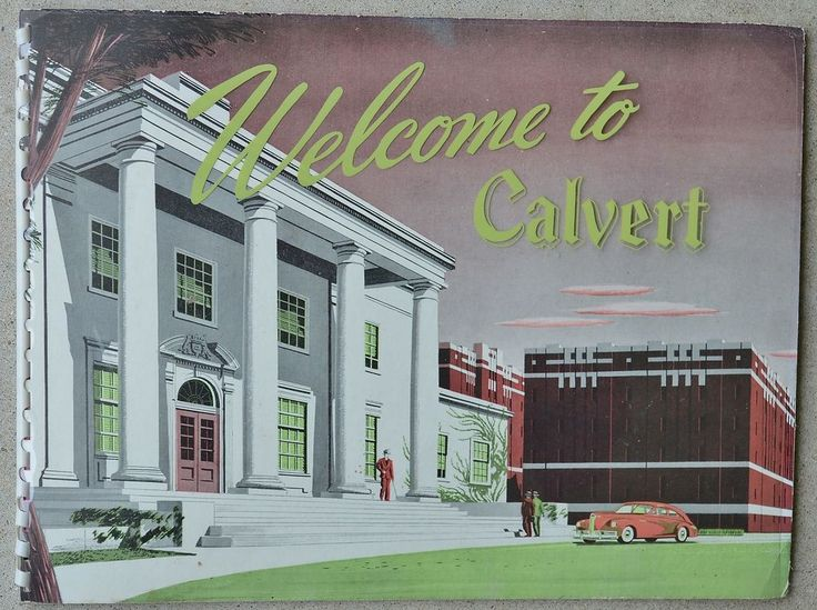 314 Best Calvert Collectibles Images On Pinterest