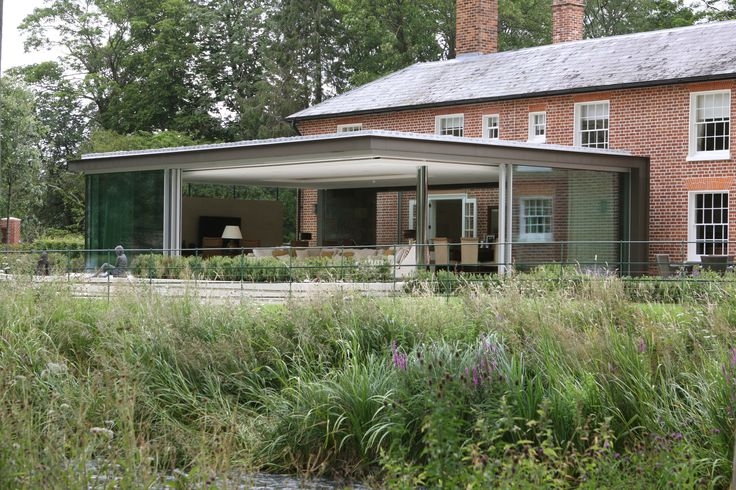Large Glass Extension | Shenfield Mill | IQ Glass |