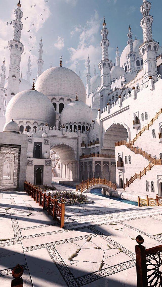 Mosquée #travel