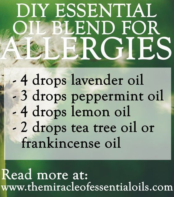how to clear a stuffy nose due to allergies