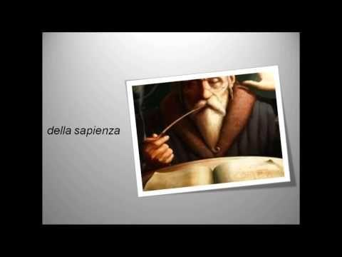 rielaborazione personale del Cantico delle Creature_Riscrittura - YouTube