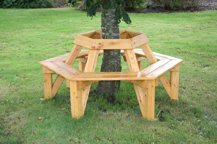Boom bank-16 DIY Outdoor Furniture Pieces
