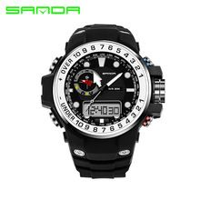 Like and Share if you want this  2016 Men's SANDA Fashion Watch Men G Style Outdoor Waterproof Sports S-Shock Watches Digital Quartz-Watch erkek kol saati montre     Tag a friend who would love this!     FREE Shipping Worldwide     #Style #Fashion #Clothing    Buy one here---> http://www.alifashionmarket.com/products/2016-mens-sanda-fashion-watch-men-g-style-outdoor-waterproof-sports-s-shock-watches-digital-quartz-watch-erkek-kol-saati-montre/