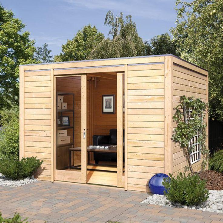 Best 25 abri jardin toit plat ideas on pinterest - Abri de jardin habitable toit plat ...