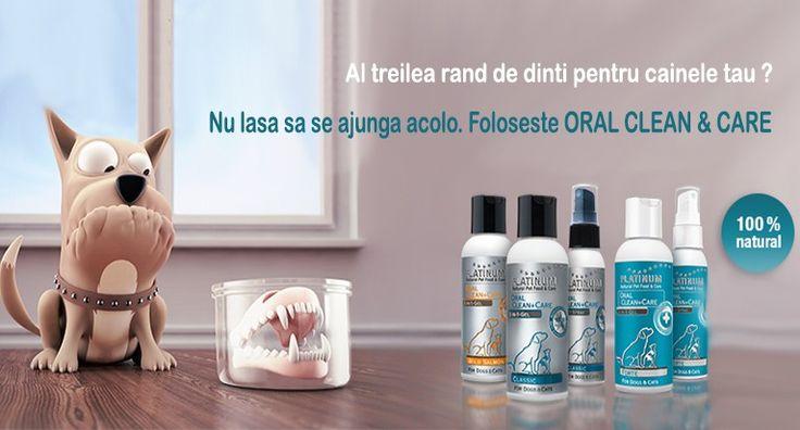 Platinum Natural - Oral Clean & Care