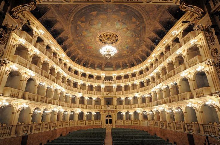 Teatro Comunale di Bologna - Italy                                                                                                                                                                                 Mehr