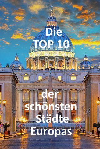 Top 10 der schönsten Städte Europas entdecken – Travelcircus.de