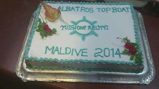 """MALDIVE 2014""""MISSIONE RELITTI"""" IN COLLABORAZIONE CON ALBATROS TOP BOAT, UN SUCCESSO!!"""