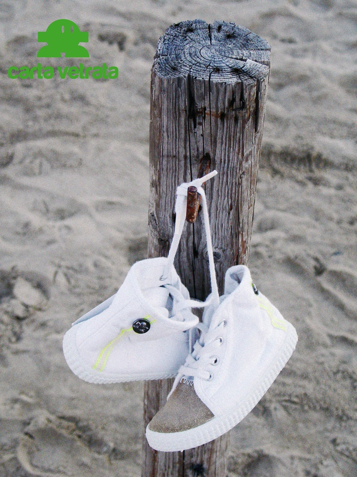 Carta Vetrata SS13 - sustainable footwear for a better World!