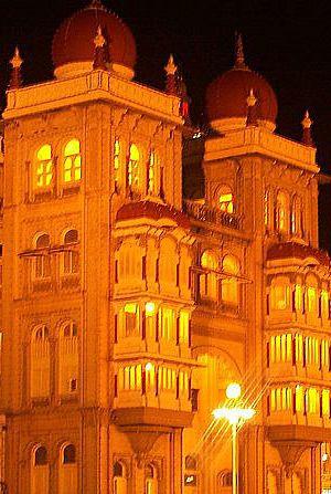 Mysore Palace, Mysore