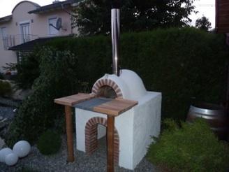 Pizza Ofen Bauanleitung!