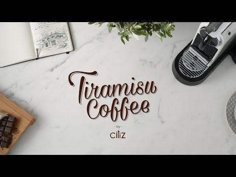 Tiramisu Coffee - Ultimate coffee creations