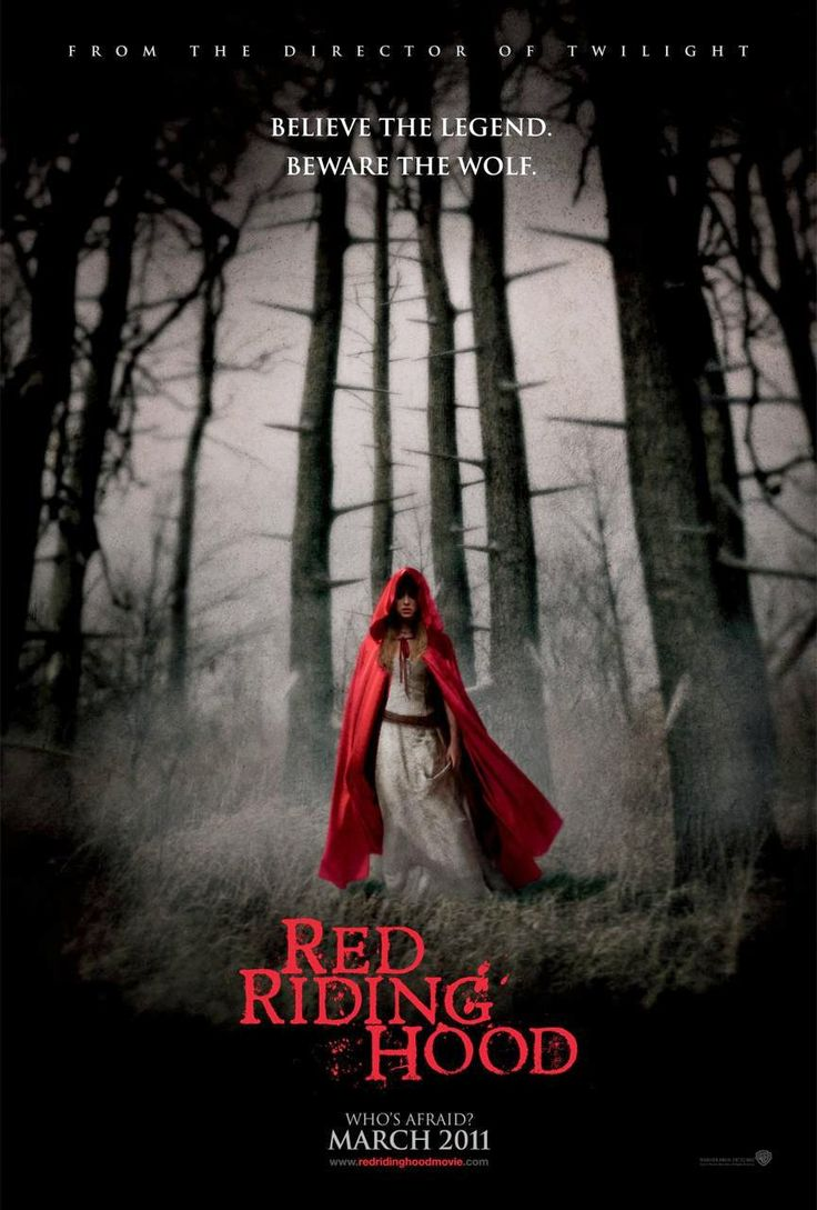 Native Audio Grrrl: Red Riding Hood Posters