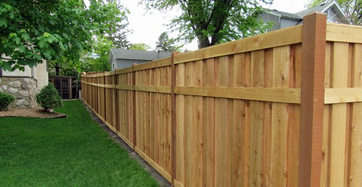 25+ Best Ideas About Fencing Types On Pinterest