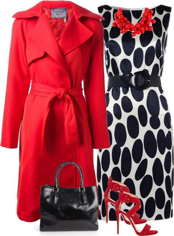 elegant dress and trench coat polyvore outfit combination bmodish