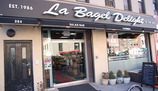 La Bagel Delight DUMBO
